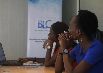The Business Law Clinic (BLC)